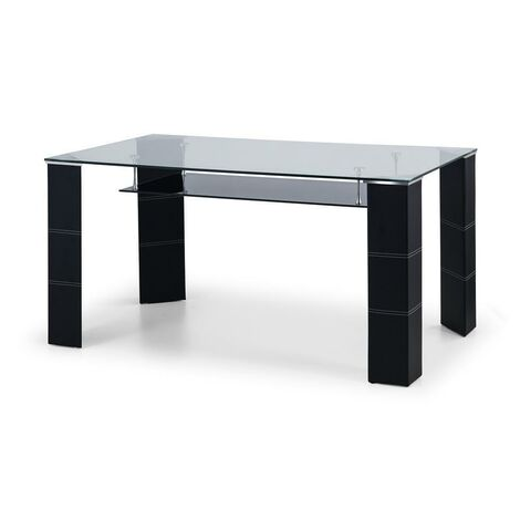 Lida GLASS DINING TABLE
