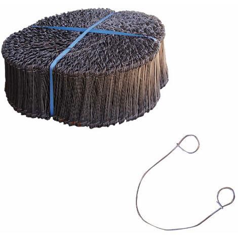 liens métalliques à boucles