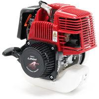 LIFAN 139F-2 Benzinmotor mit Seilzug 1,2PS für Kettensägen, Laubbläser, Rasentrimmer & Erdbohrer