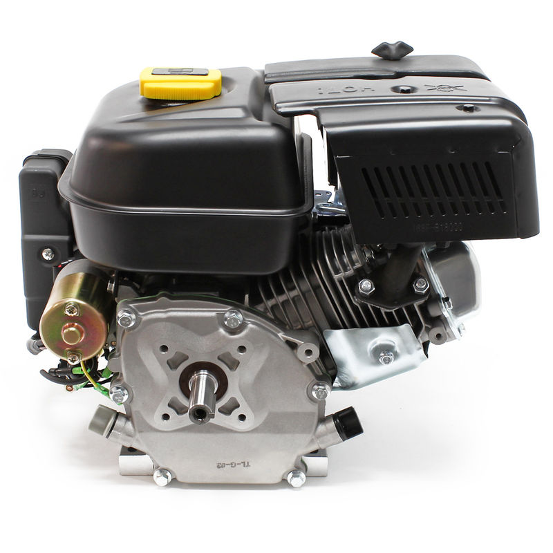 4-Takt 20mm luftgekühlt 1 Zylinder E-Start 6.5PS LIFAN 168 Benzinmotor 4.8kW