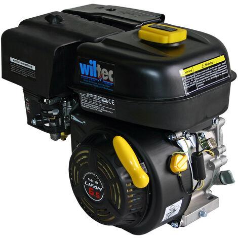 "main image of ""LIFAN 168 Moteur essence 4.8kW (6.5CV) 20mm Lanceur manuel 196ccm Moteur Kart Engin chantier Jardin"""