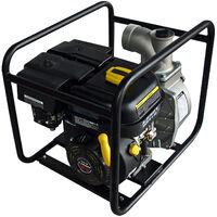 LIFAN 168 Petrol Gasoline engine 48m³/h 30m 4.8kW (6.5Hp) Waterpump