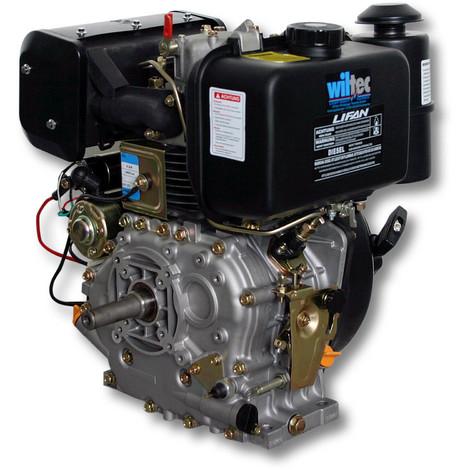 LIFAN 186 Diesel Engine 7 2kW (10Hp) 25mm with alternator E-Start