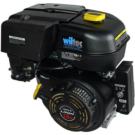 LIFAN 188 Benzinmotor 9,5kW (13PS) 25,4mm 390ccm mit Elektrostarter Kartmotor