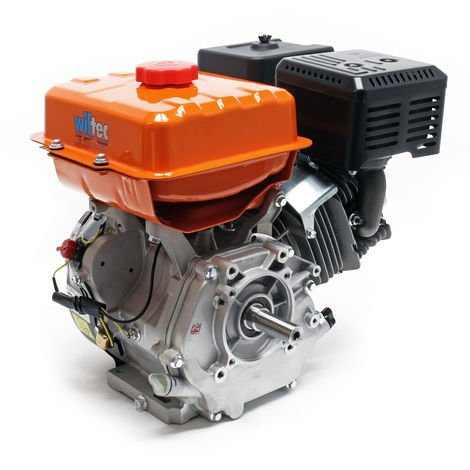 LIFAN 188F-C Petrol Engine with Recoil Starter and 12.9 HP for Heavy Duty Vibratory Plates