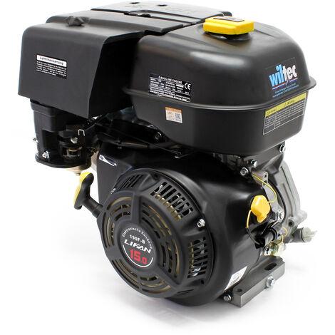 LIFAN 190 Moteur essence 10.5kW (14.3CV) 4-temps 25mm refroidi par air monocylindre avec lanceur