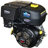 LIFAN 190 Petrol Gasoline Engine 10.5 (15Hp) 25.4mm 1 inch 420ccm with Recoil starter Kart engine