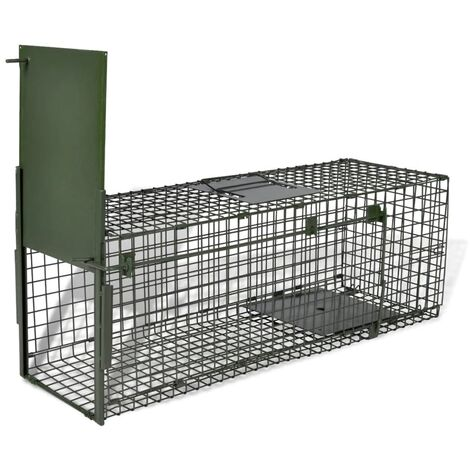 Life Trap Mesh Holes Sturdy Reinforced Frame Foldable 3 Models Selectable