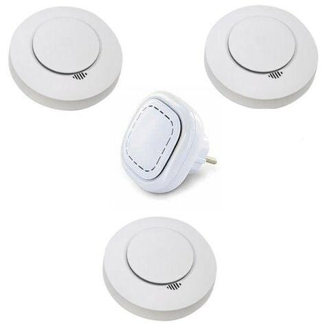 "main image of ""Lifebox Smart Alarme Sans Fil Connectée Kit Smart 11"""