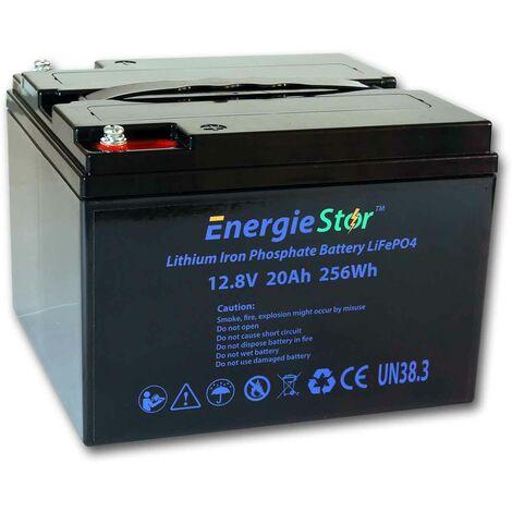 LiFePo4 20Ah Lithium Battery 12.8V