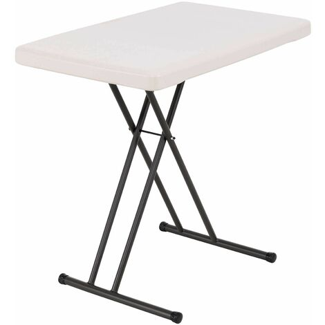 Lifetime 30-Inch Personal Table, Almond