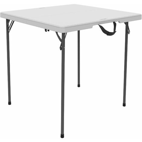 Lifetime 34-Inch Square Fold-In-Half Table (Essential)