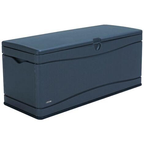 Lifetime 500 Litre Plastic Outdoor Storage Box