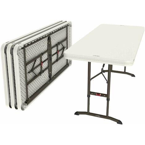 Lifetime 6-Foot Adjustable Height Table - 4 Pack (Commercial)