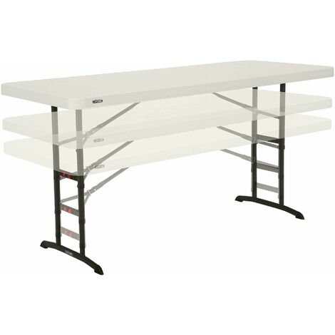 Lifetime 6-Foot Adjustable Height Table (Commercial)