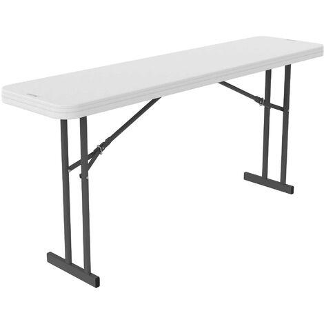 Lifetime 6-Foot Seminar Table (Commercial) - White Granite