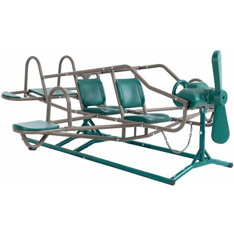 "main image of ""Lifetime Ace Flyer Teeter-Totter (earthtone) - Green"""