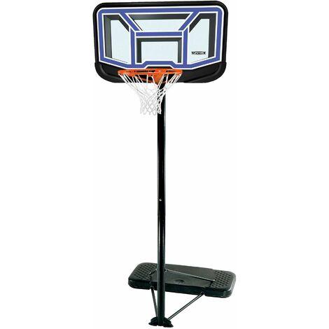 Lifetime Adjustable Portable Basketball Hoop (44-Inch Polycarbonate) - Blue