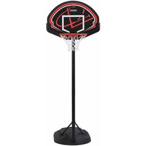 Lifetime Adjustable Youth Portable Basketball Hoop - Black