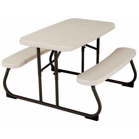 Lifetime Childrens Picnic Table - Almond
