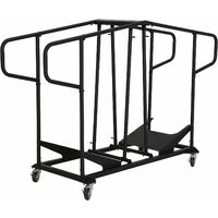 Lifetime Heavy Duty Chair Cart - Black