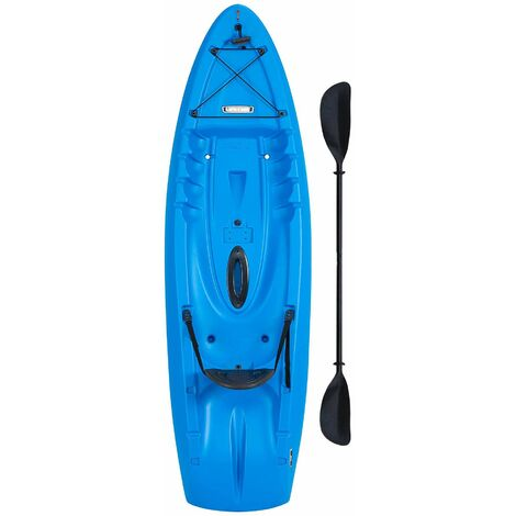 Lifetime Hydros 85 Sit-On-Top Kayak (Paddle Included) - Blue