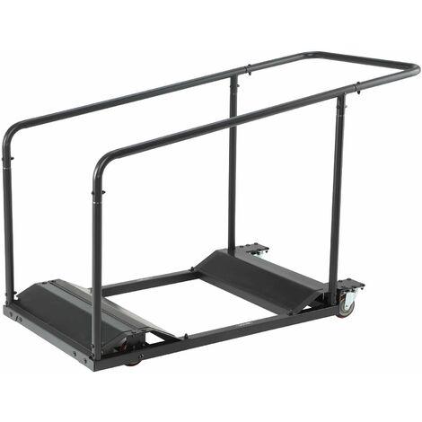 Lifetime Table Cart - Black