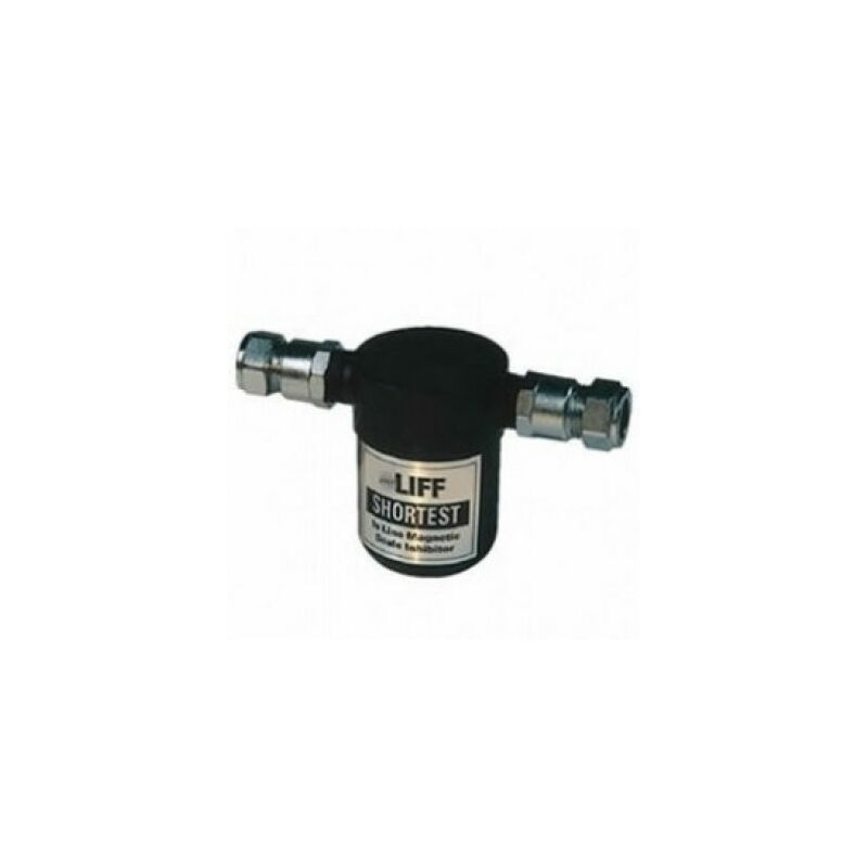 Image of Shortest SH15 Inline Magnetic Scale Reducer Inhibitor 15mm Compression - Liff
