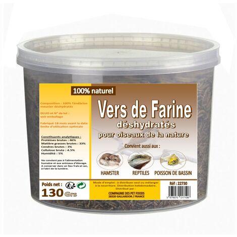 Lifland vers de farine, 130 g