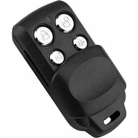 Liftmaster / Motorlift / Chamberlain Telecommande 433.92 MHz pour 84330E, 84332E, 84333E, 84335E Remplacement,Clone