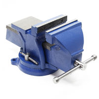"Light Duty Vice with Anvil 152.4 mm (6"""") Clamping Jaw 150 mm"