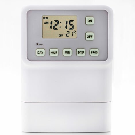 Light Switch Timer Police Approved Security Digital Wall Timer Switch