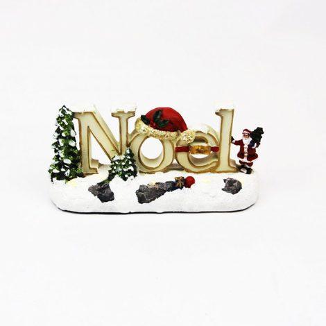 """Light Up Christmas Ornament """"Noel"""""""