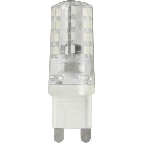 LightMe LED EEK A++ (A++ - E) G9 Stiftsockel 2W = 18W Warmweiß (Ø x L) 16mm x 51mm 1St. A985111