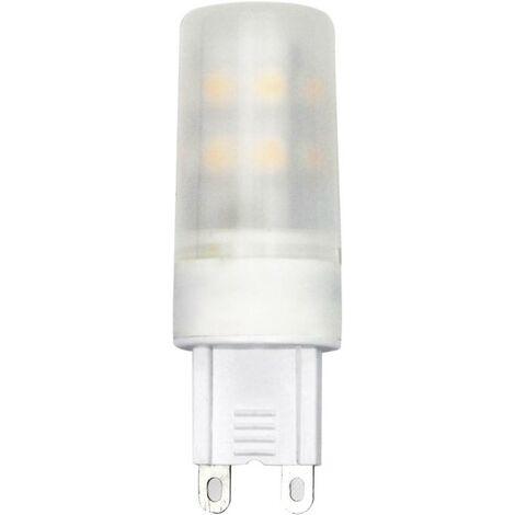LightMe LED EEK A++ (A++ - E) G9 Stiftsockel 3.4W = 32W Warmweiß (Ø x L) 18mm x 57mm 1St. W591281