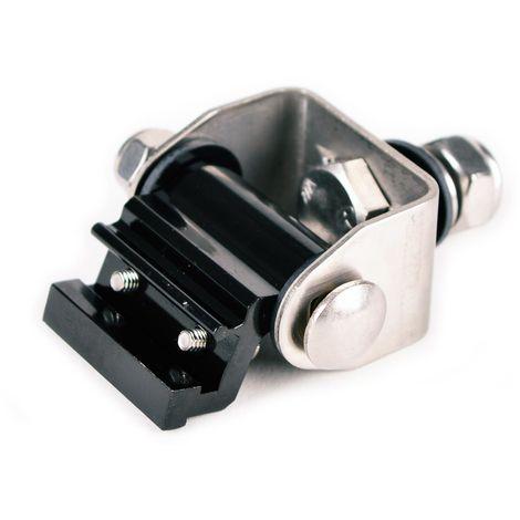 Lightpartz Aluminium Schiebefuss LED Lightbar SR/DR Series