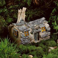 Lightware Solar Powered Fairy House