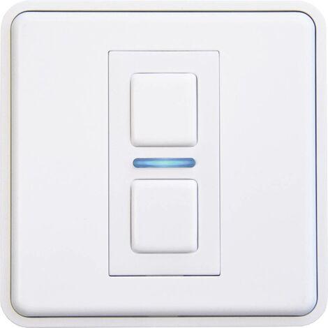 Lightwave Dimmer L21EUWH Bianco Apple HomeKit, Alexa (è necessaria una stazione base separata), Google Home (è