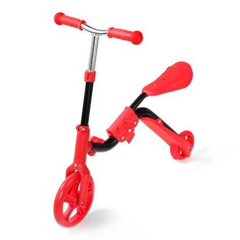 Lightweight Kick Scooter Adjustable Aluminum Sport Foldable Tower Weight For Red Child Hasaki
