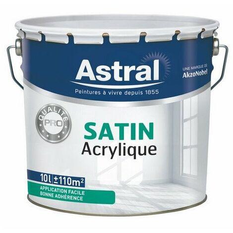 Ligne Pro Bi-Couche Acryl Satin 10l - ASTRAL