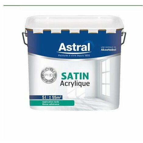 Ligne Pro Bi-Couche Acryl Satin 5l - ASTRAL