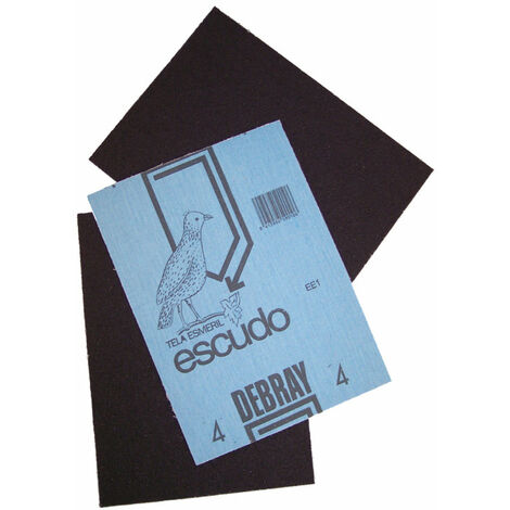 LIJA HIERRO 2/0,60 - ESCUDO 230X280MM
