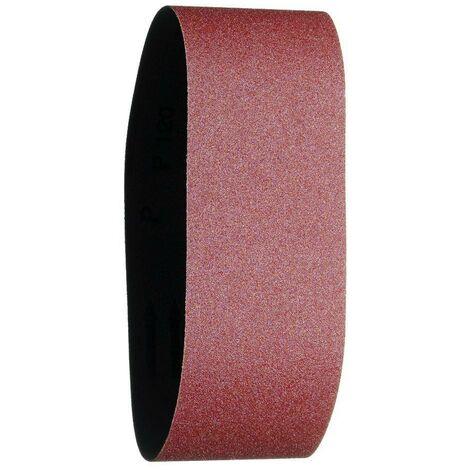 Lija recambio banda 75x457 mm. grano 120 (3 Piezas)