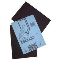 Lija Tela Esmeril Escudo G180 - DEBRAY - N.00 - 280X230 MM