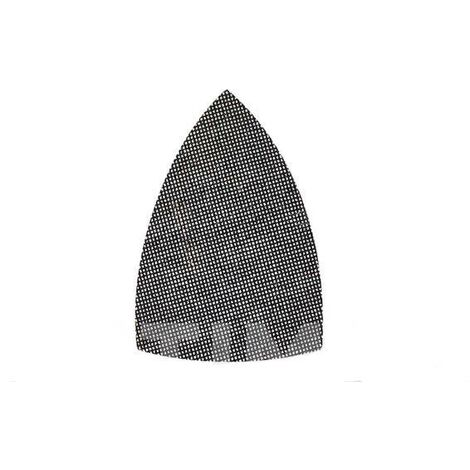 Lija triangular malla Velcro 147x147x100mm (10 U) gano 60