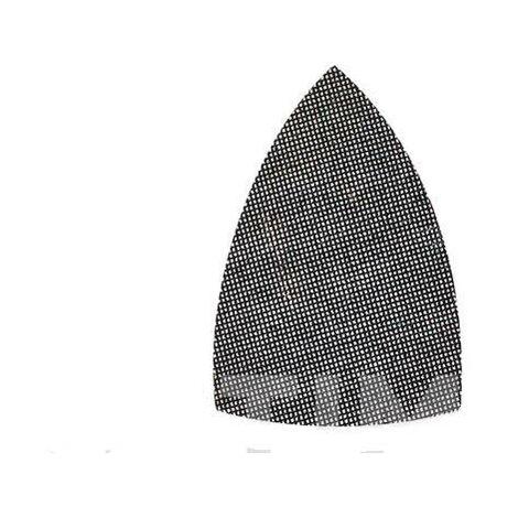 Lija triangular malla Velcro 147x147x100mm (10 U) gano 80
