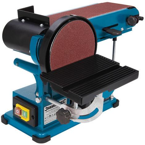 Lijadora de banda y disco 390 mm, 350 W - NEOFERR