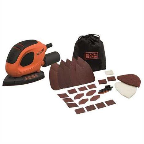 Lijadora de Detalle Mouse® 55W No incluye batería/cargador (BEW230BC-QS) BLACK&DECKER