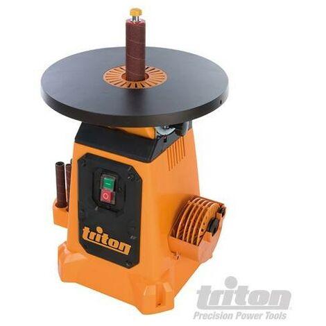Lijadora de husillo oscilante con mesa basculante 380 mm. 350 W (TSPS370)