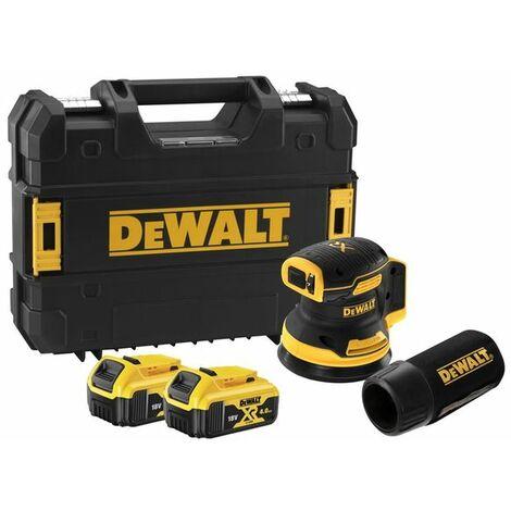 Lijadora excéntrica DeWalt DCW210P2